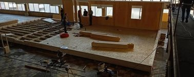 Innovatief dorp van WoonBoxen ziet het licht in Molenbeek